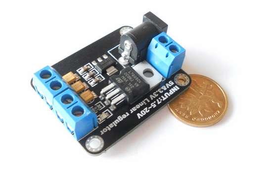 5V and 3V3V Power Output Module